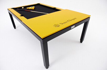 Veuve Clicquot Table by Fusiontables Limited Editi