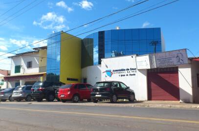 Catedral da Paz - Igreja Assembléia de Deus - Ministério Madureira