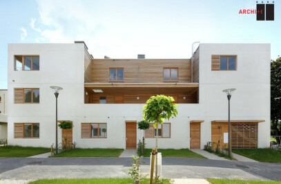 SUSTAINABLE SOCIAL HOUSING PROJECT SINT-AGATHA-BERCHM (B)