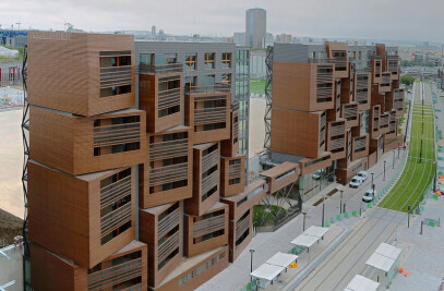 Basket Apartments in Paris