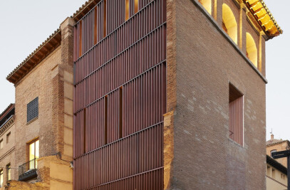 Refurbishment of Huesca City Archives