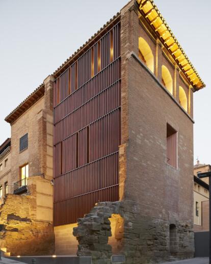 Refurbishment of Huesca City Archives