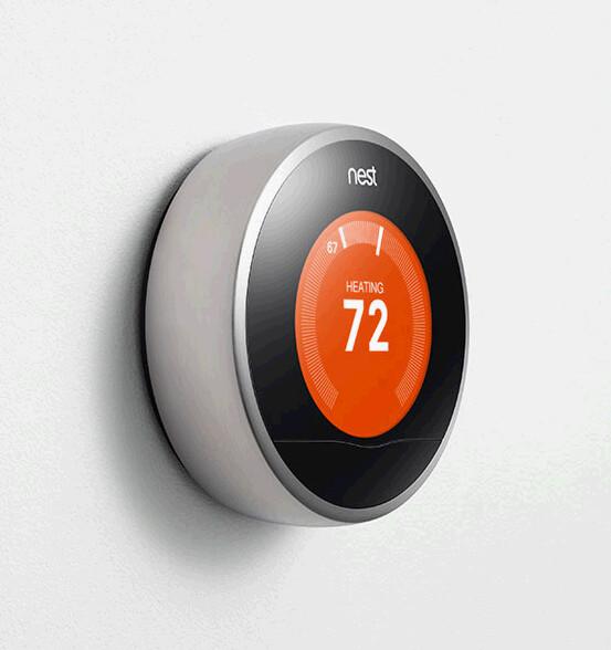 The next generation Nest thermostat
