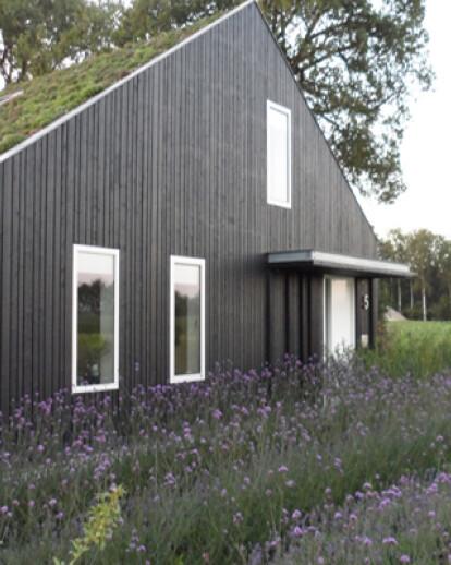 Barn House 2 in Bavel