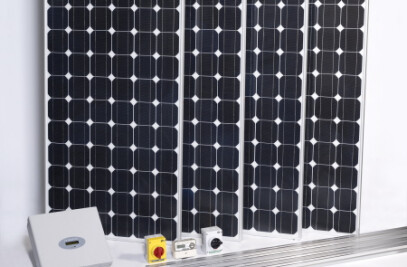 Solar Panels Grid Connected