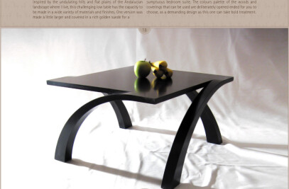 VEGA - a low table, side table, coffee table