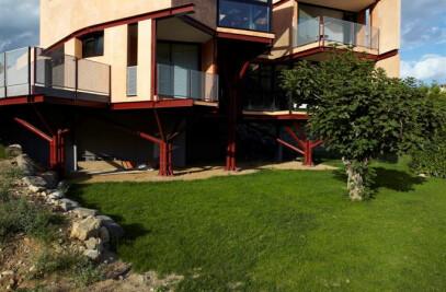 Butterfly house – single house in Besalú