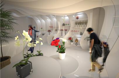 Grotte des fleurs