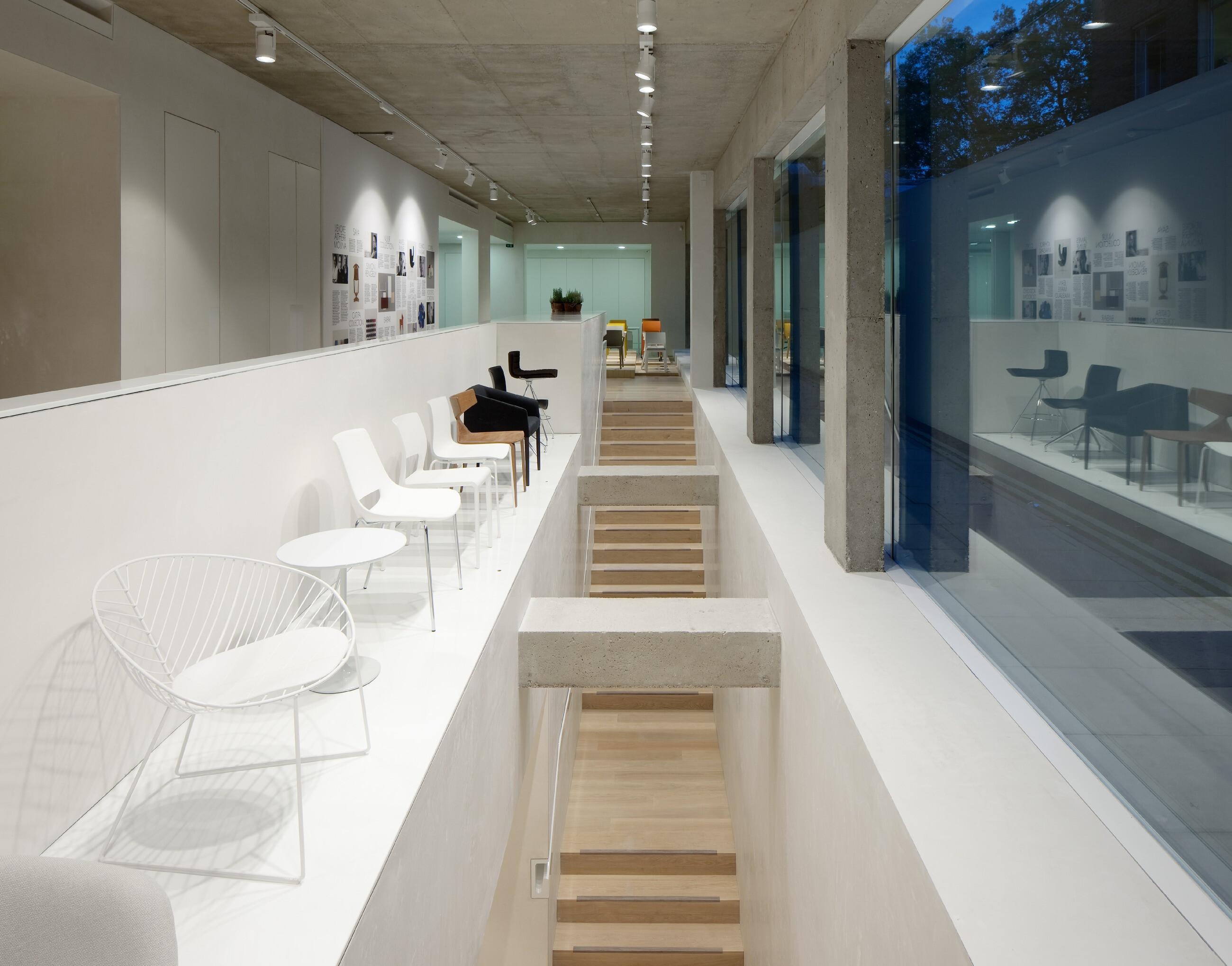 Arper Showroom in London