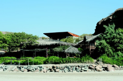 Beach House at Punta Veleros