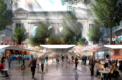 Grand Central Terminal for 2013 Centenary