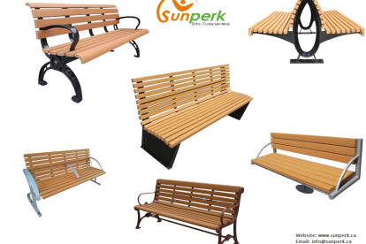 Street&Park Benches