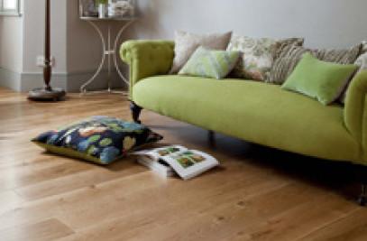 German Rustic Oak planks