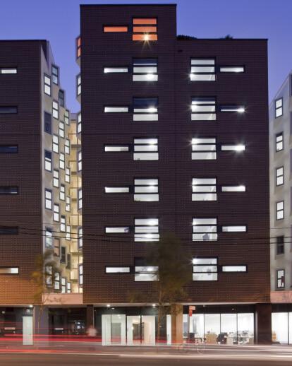 Boston University Student Housing