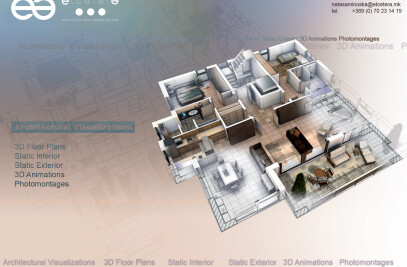 Catalog of 3D Architectural Visualizations