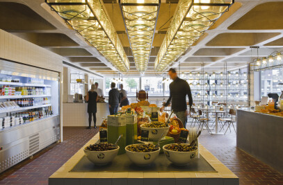 Barbican Foodhall & Lounge