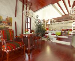 Modern Bulgarian  Traditional Interior