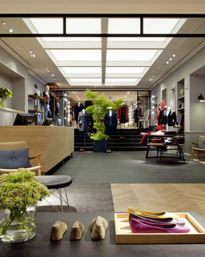 differently new style online here Marc O'Polo Store Concept   Dan pearlman Erlebnisarchitektur ...