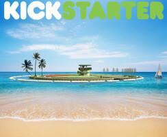 Recycled Island @ Kickstarter