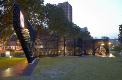 Archifest Zero Waste Pavilion