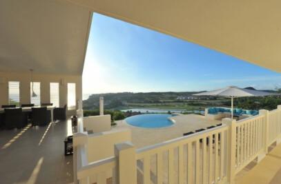 Residence blue bay Curacao.