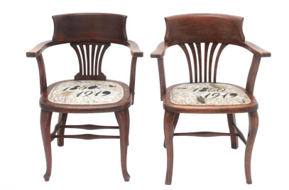 Poets' Chairs