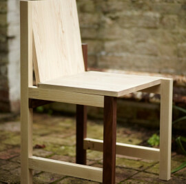 Out of the Woods - Folded Chair