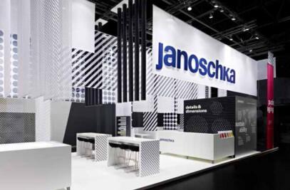 Janoschka Fair stand drupa 2012