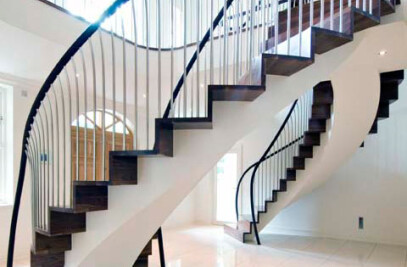 Helical Staircases