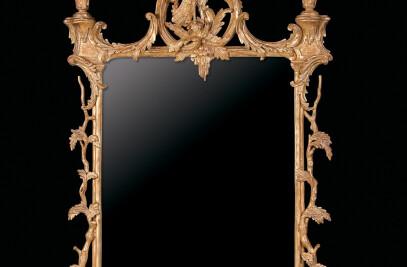 George III Ho Ho Mirror