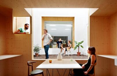 MAIO - Studio renovation