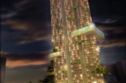 Greenscraper Hotel