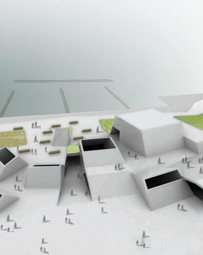 AUDITORIUM AND CULTURAL CENTER IN ORIO (GIPUZKOA)
