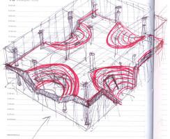 Flying carpet sketch