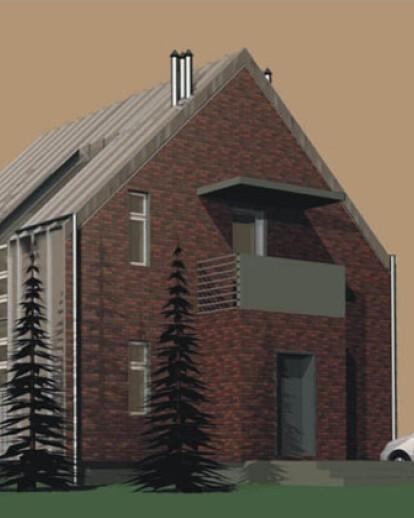 Standard Single Family House
