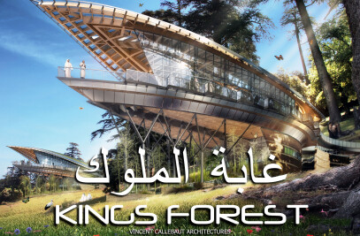 """""""KINGS FOREST"""", A REST HOUSES COMPLEX"""
