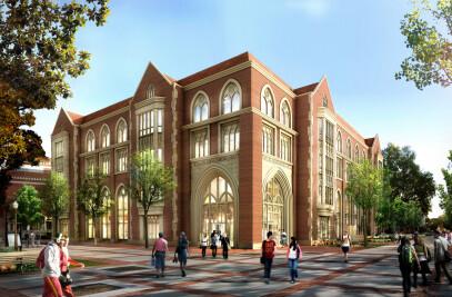 USC Annenberg School of Journalsim and Communication