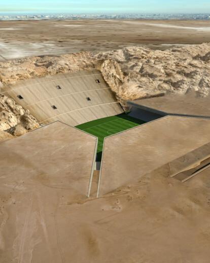 The Rock Stadium