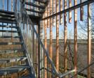 Viewing tower, Vecht riverbank