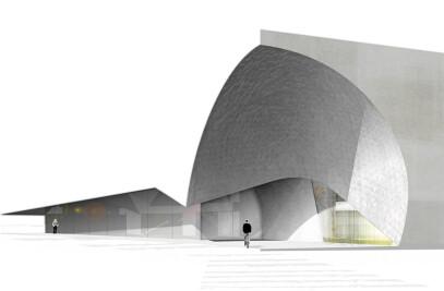 Entrepreneur Centre for the Art and Technology Centre of Segovia
