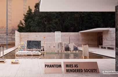 Phantom. Mies as Rendered Society
