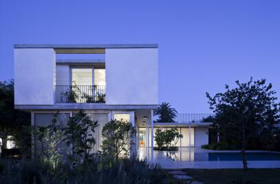 A house in Tel Aviv