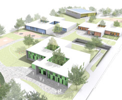 Modular Container-based School