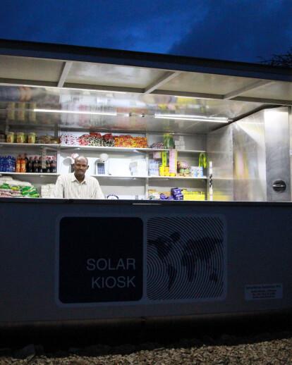 The SOLARKIOSK