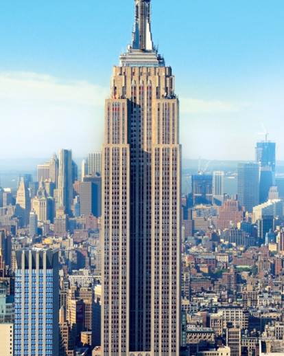 Empire State Building Rockwool International A S Archello