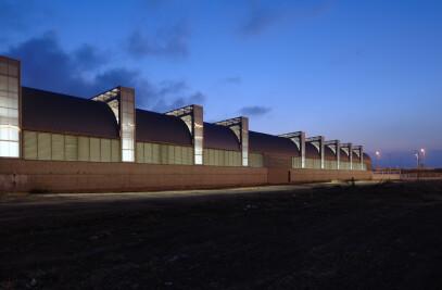 Taavura Logistic Center