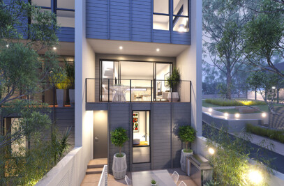 Elevation Townhouses