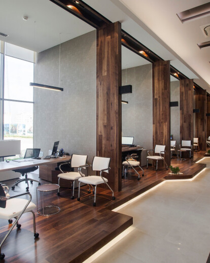 Bahcetepe Istanbul Sales Office