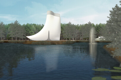 The new Interfaith Chapel at the University of North Florida