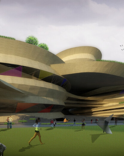 CCP NEW PERFORMING ARTS THEATRE AND ARTISTS CENTER